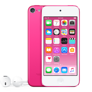 Lot 17 - Apple Europe - IPOD TOUCH 32GB PINK ( 120 Units ) - Location Tralee